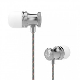 UIISII Ακουστικά US80-GY Handsfree GRAY
