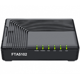 Flyingvoice  FTA5102 2 FXS VoIP Adapter