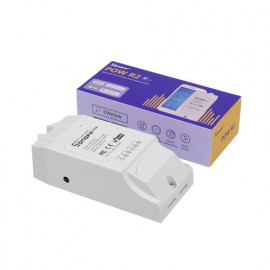 Sonoff Pow R2 - WiFi Relay Switch With Power Consumption Measurement