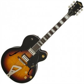 GRETSCH G2420 Streamliner HLW SC Aged Brooklyn Burst Ηλεκτρική Κιθάρα