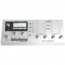 WALDORF Blofeld Virtual Analog Synthesizer
