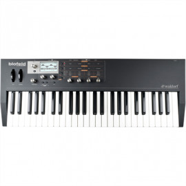 WALDORF Blofeld Virtual Analog Synthesizer Keyboard Μαύρο