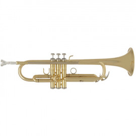 JOHN PACKER JP 351SLT Silver-Plated Τρομπέτα