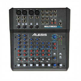 ALESIS Multimix 8 USB FX  Κονσόλα