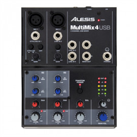 ALESIS MultiMix 4 USB  Κονσόλα