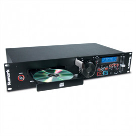 NUMARK MP-103 USB Single Rack CD / MP3 Player