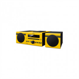 YAMAHA MCR-B043 Yellow Mini Σύστημα