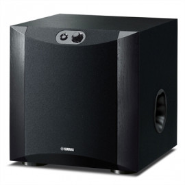YAMAHA NS-SW200 Black Subwoofer