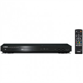 YAMAHA BD-S477 Blu-Ray DVD Player Μαύρο