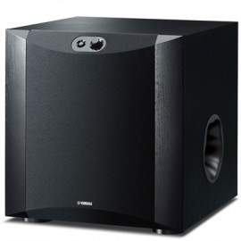 YAMAHA NS-SW300 Black Subwoofer