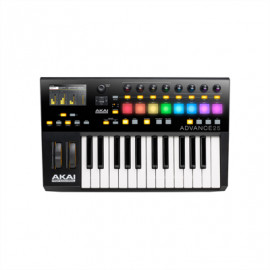 AKAI Advance-25 Midi Keyboard