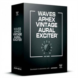 WAVES Aphex Vintage Aural Exciter (License Only)
