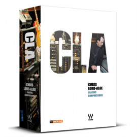 WAVES CLA Classic Compressors (License Only)