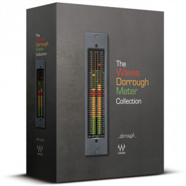 WAVES Dorrough Meter Collection Stereo (License Only)