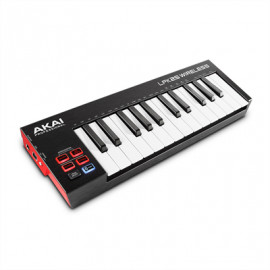 AKAI LPK-25 Wireless Midi Keyboard 25 Πλήκτρων