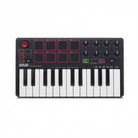 AKAI MPK Mini mkII Midi Keyboard 25 Πλήκτρων