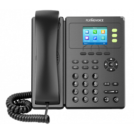 FlyingVoice FIP11CP Competitive Basic Business IP Phone PoE IP Phone