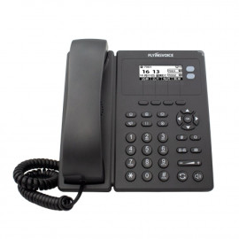 Flyingvoice FIP10P IP Phone with 2-Line (WiFi, HD Voice)